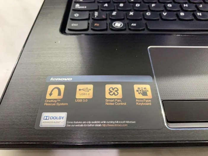 Laptop Lenovo G780 (Display 17.3 Inch, Intel i3-240GHz, Ram 6GB, HDD 750 GB) - 5