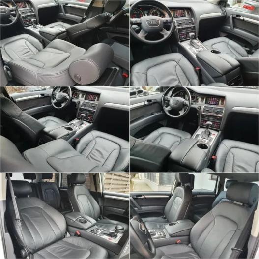 Audi Q7 New Model Euro 5 FACE-LIFT/Full-Alb-Alpine/Cutie de Viteze 8+1 - 6