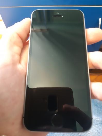 Telefon mobil, Apple, iPhone SE 32GB, Gri ca NOU folosit 2 luni - 11