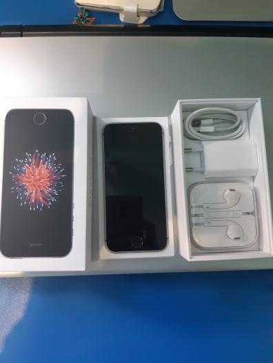 Telefon mobil, Apple, iPhone SE 32GB, Gri ca NOU folosit 2 luni - 15