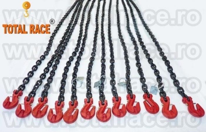 Lanturi de ancorare sistem complet 16 mm Lc = 16000 daN - 1