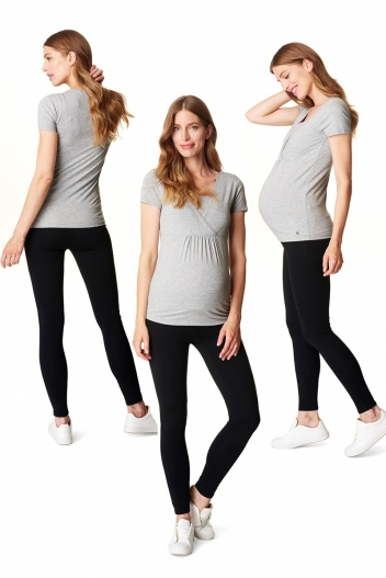Colanti/leggings gravide bumbac organic Esprit - 2